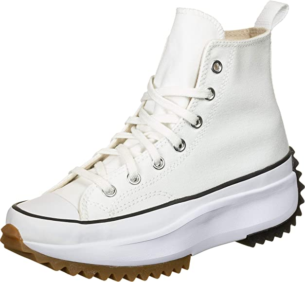 Zapatilla CONVERSE Run Star Hike Mujer Blanco 36: Amazon.es ...