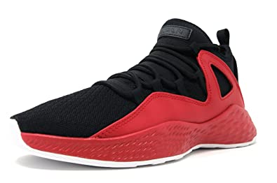 online store 52187 92cb0 Nike Jordan Formula 23 BG Black Black Gym RED White Size 3. 5Y Basquetball  881468 001  Buy Online at Low Prices in India - Amazon.in