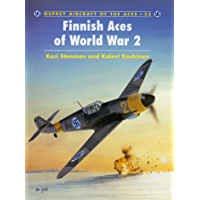 Finnish Aces of World War 2 (Aircraft of the Aces Book 23)
