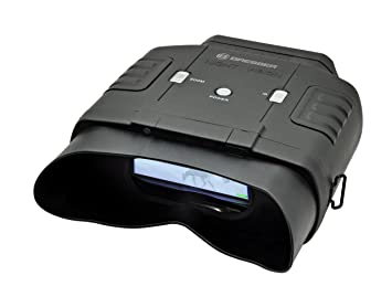 Bresser digitales binokulares nachtsichtgerät 3x20: amazon.de: kamera