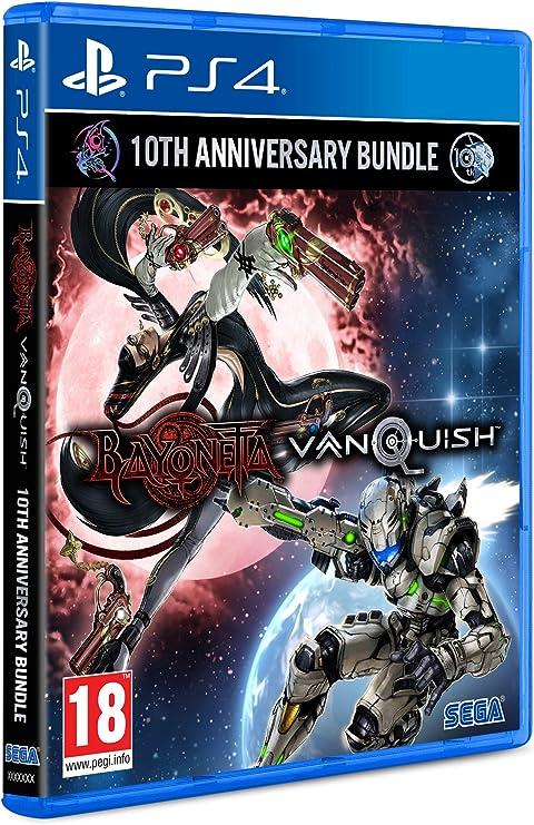 Bayonetta & Vanquish - Edición 10th Anniversary Bundle Standard ...