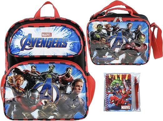 Marvel Endgame Avengers Captain America Backpack CHOOSE YOUR STYLE