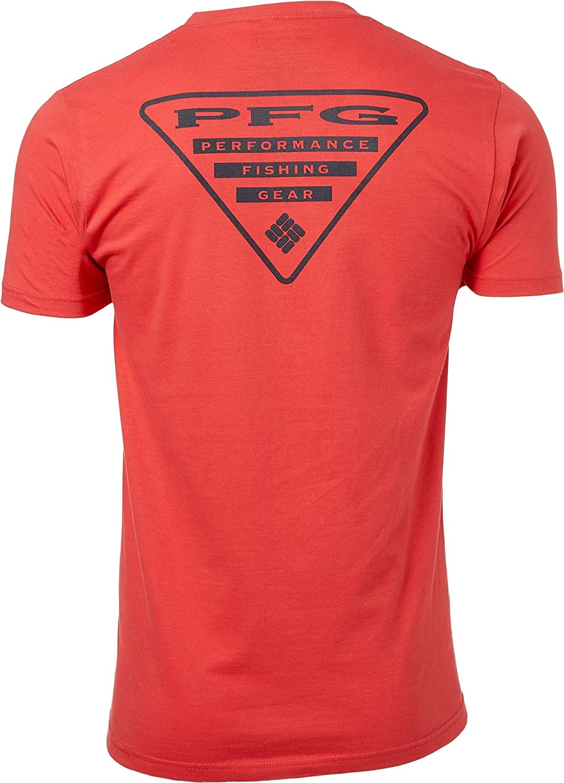 Columbia Pfg Triangle 8739 Shirts