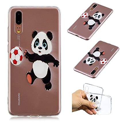 Amazon.com: Creative Case for Huawei P20 Pro,Transparent ...