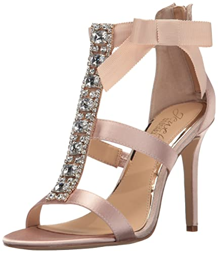 15ebe796bee Amazon.com  Jewel Badgley Mischka Women s Henderson Dress Sandal  Shoes
