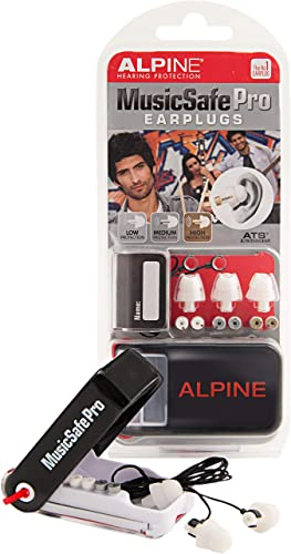 Alpine MusicSafe Pro Hearing Protection System for Musicians
