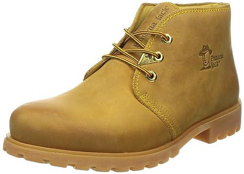 7e4e8281a2f Panama Jack - Botas de cuero hombre  Amazon.es  Zapatos y complementos