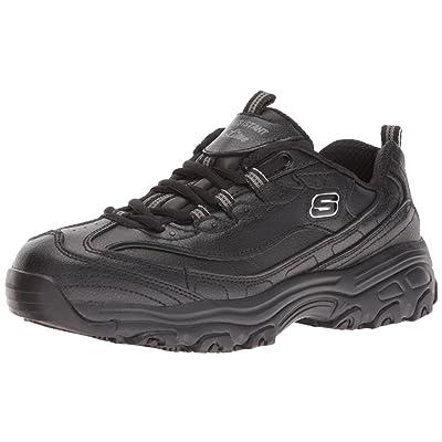Skechers for Work Women's D'lites Slip-Resistant Marbleton Shoe | Shoes