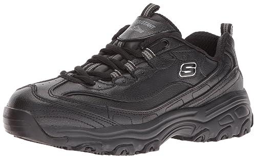 authentic good fantastic savings Skechers for Work Women's D'lites Slip-Resistant Marbleton Shoe