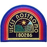 Unknown Alien Movie U.S.C.S.S. Nostromo Crew Logo Patch by Main Street 24/7