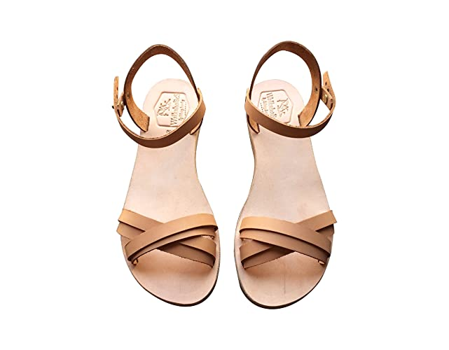 9e42b3171cd1cb Image Unavailable. Image not available for. Color  The Kantori Leather  Sandals for Women   Men - Handmade ...