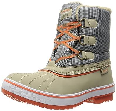 Womens Skechers Women's Highlanders Polar Bear Snow Boot Cheap Sale Size 38