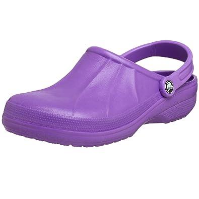 Crocs Aspen zapatos zuecos de diferentes colores tamaños, color Violeta, talla 45/46 (M12): Amazon.es: Zapatos y complementos