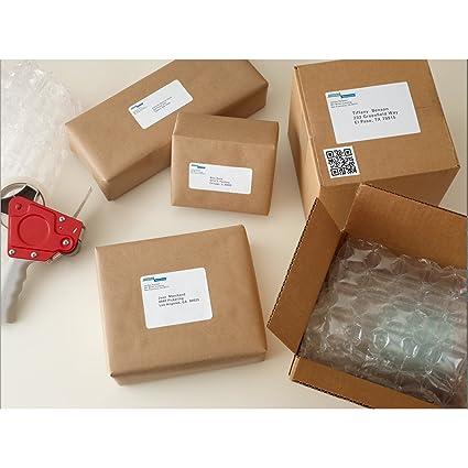 Amazon Avery Shipping Address Labels Inkjet Printers 100