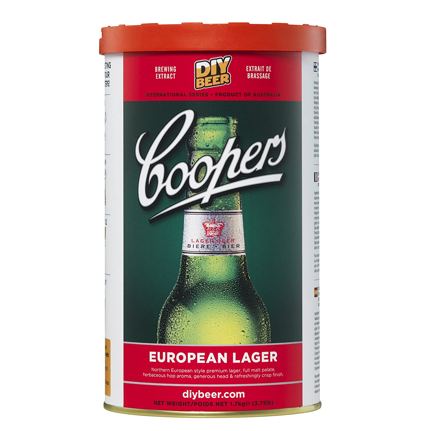 European Lager Coopers 924
