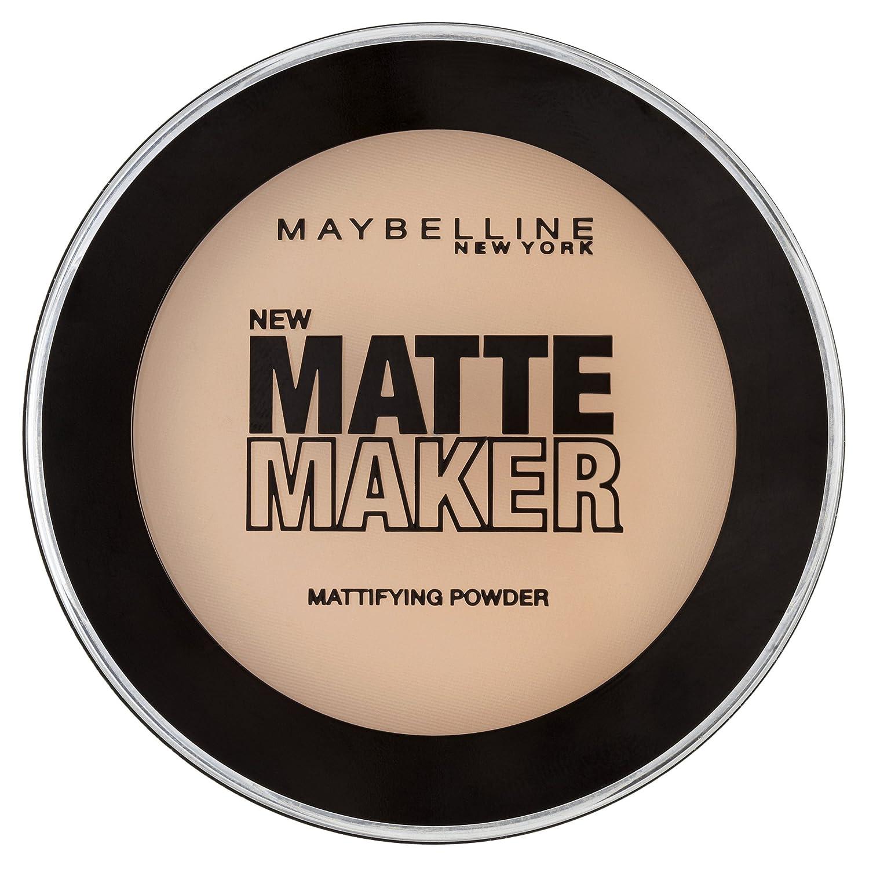 Maybelline Matte Maker - Polvo compactos