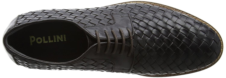 Pollini Pollini Pollini M.Zapatos, Zapatos de Cordones Oxford para Hombre 147cda
