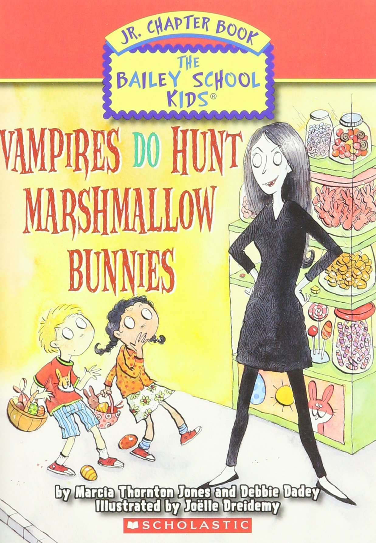 Vampires Do Hunt Marshmallow Bunnies (Bailey School Kids Jr. Chapter Book, pdf