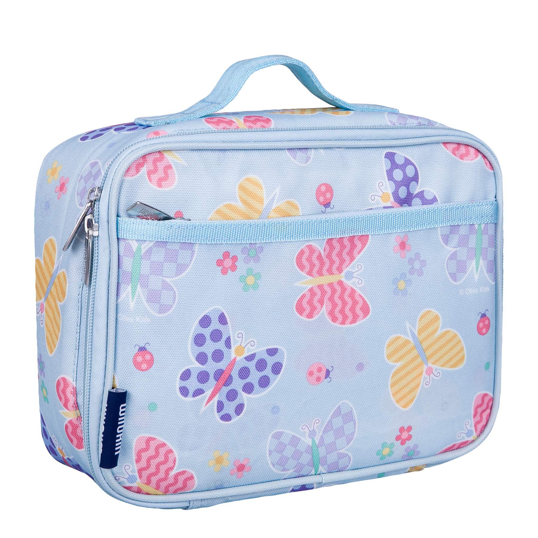 Wildkin Olive Kids Butterly Garden Lunch Box