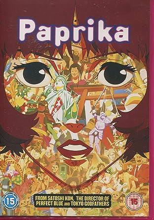 パプリカ英語