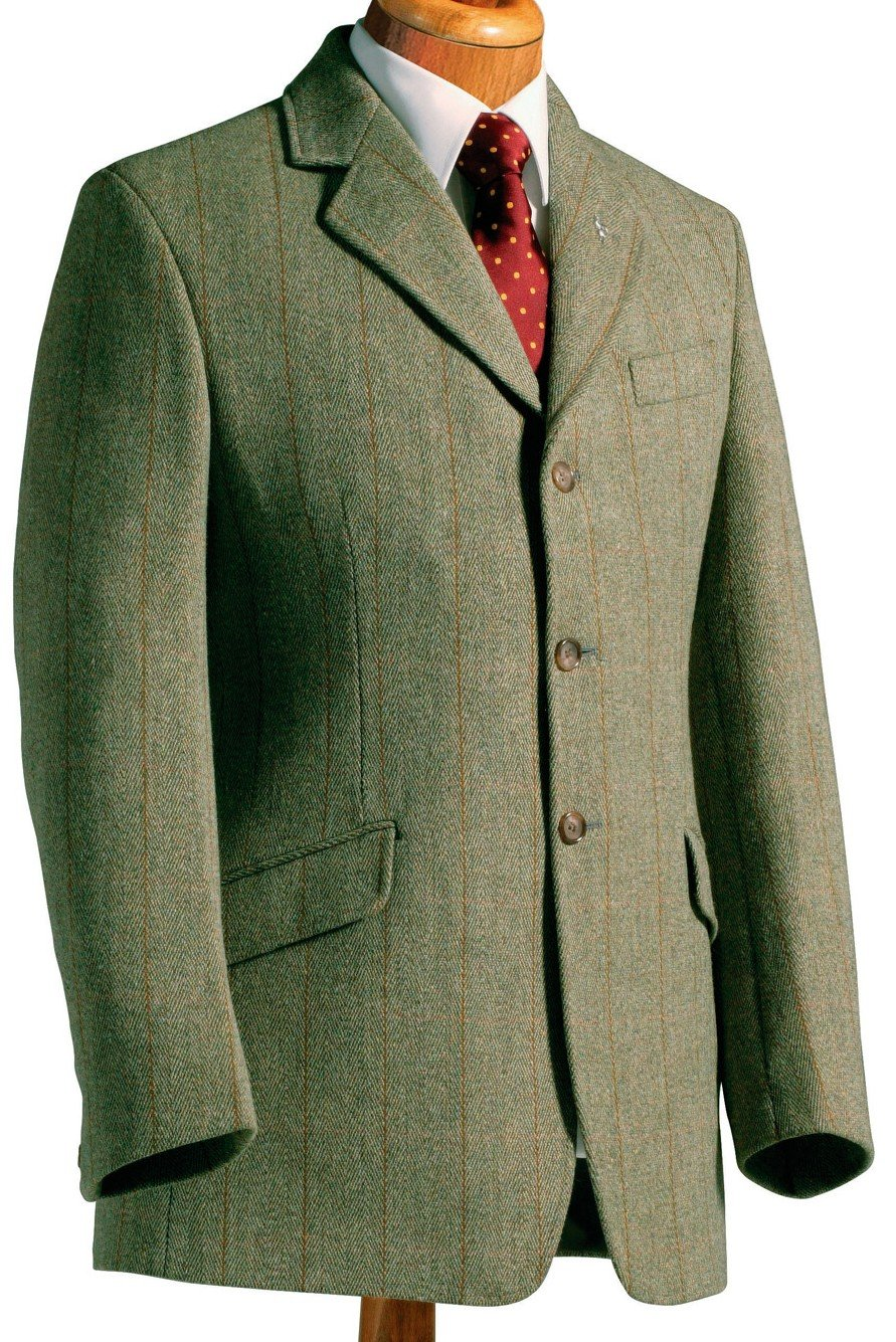 Men's Caldene Damen Jacke Kent Derby, Tweed
