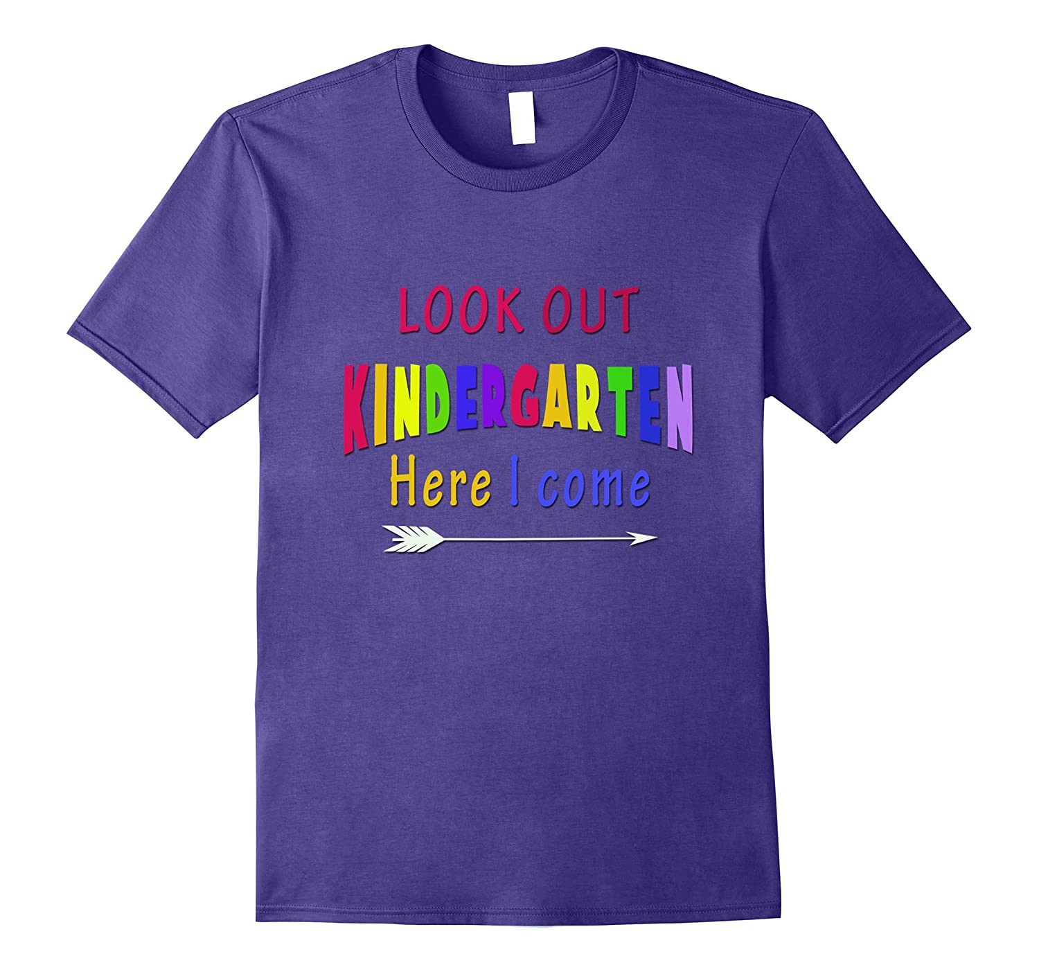 look out kindergaten here i come Tshirt-Art