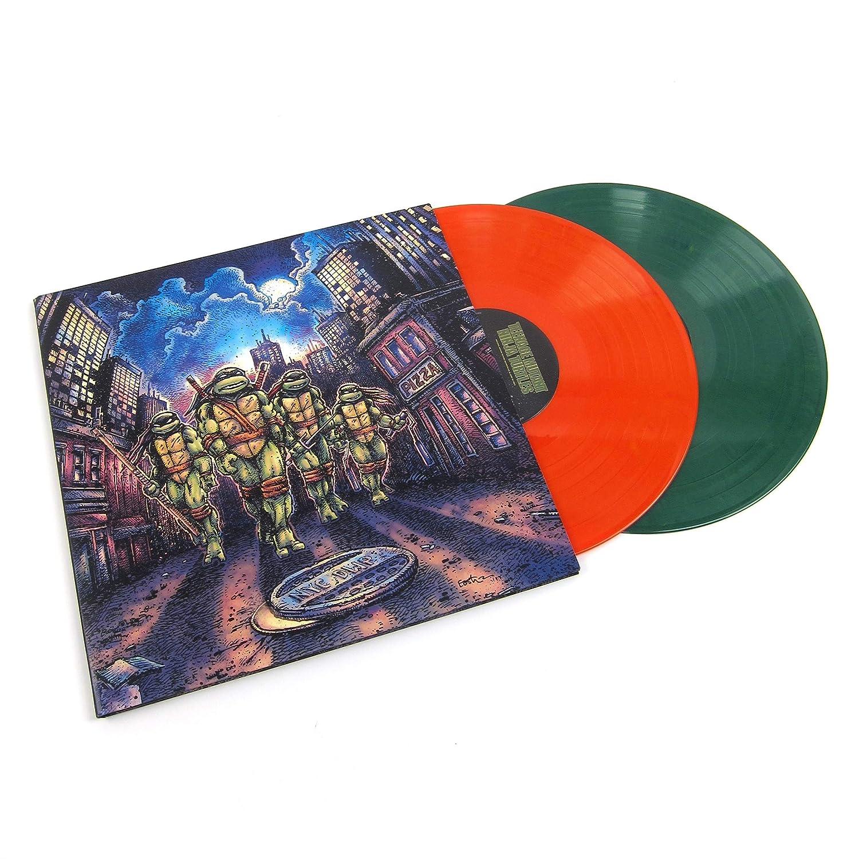 John Du Prez: Teenage Mutant Ninja Turtles Soundtrack (Colored Vinyl) Vinyl 2LP