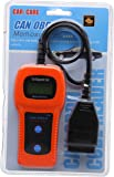 Memoscanner U480 CAN OBD2 OBDII Car-CARE Diagnostic Scanner Engine Code Reader Tool
