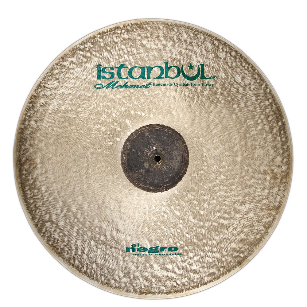 Istanbul Mehmet Cymbals Signature Series HH-C17 17-Inch Horacio El Negro Hernandez Crash Cymbal