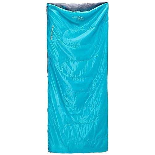 Yellowstone Water Repellent Comfort 200 Unisex Outdoor Sleeping Bag