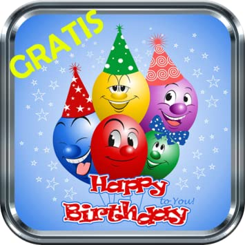 Amazon.com: Feliz Cumpleaños - Happy Birthday: Appstore for ...