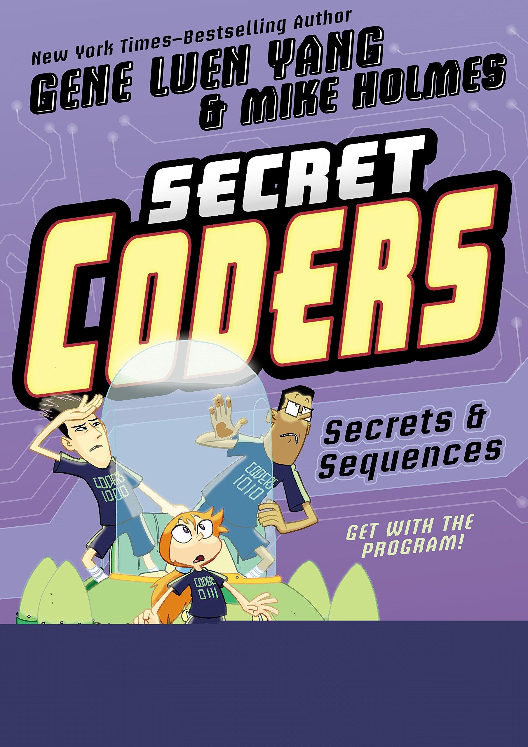 Secret Coders: Secrets & Sequences PDF