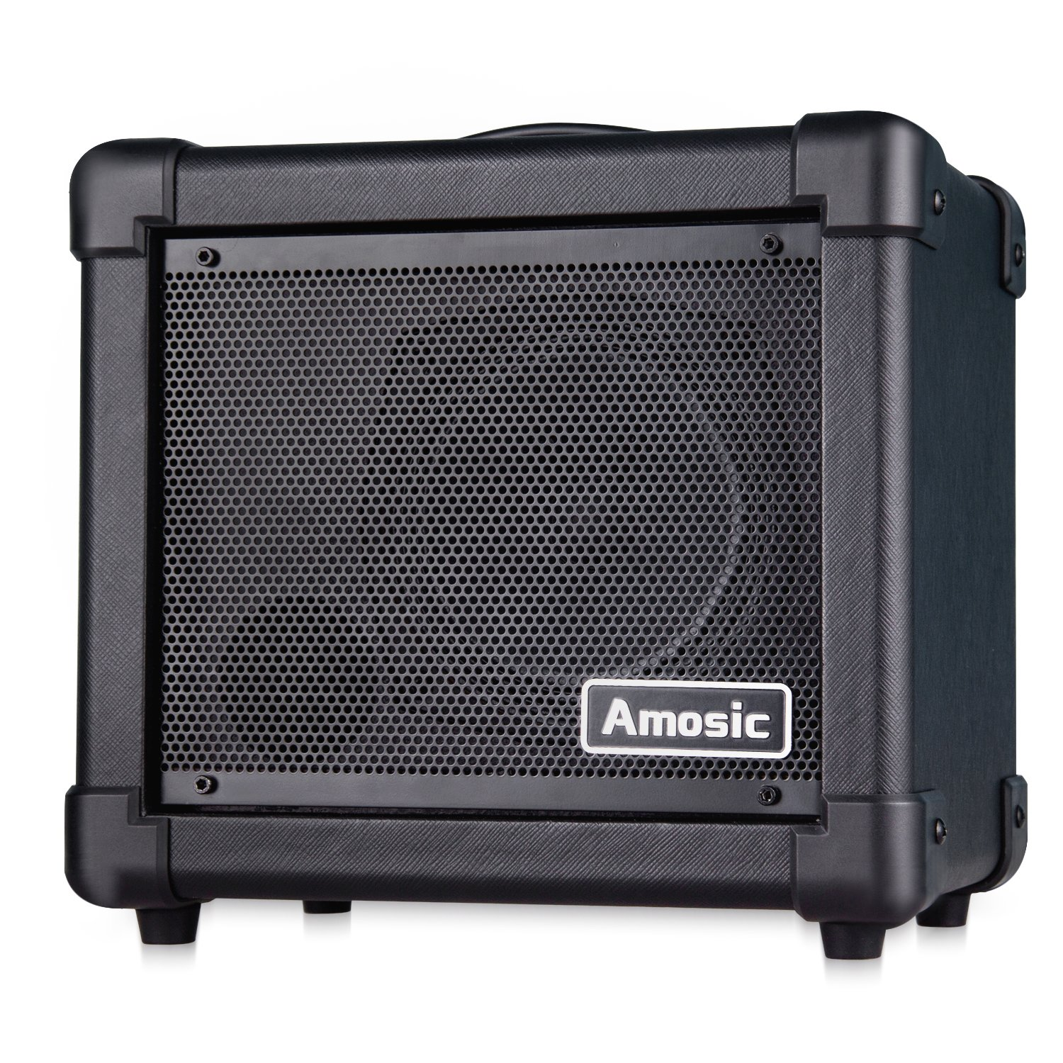 amosic guitar amplifier 10w for electric guitar household bluetooth mini amp power supply by. Black Bedroom Furniture Sets. Home Design Ideas