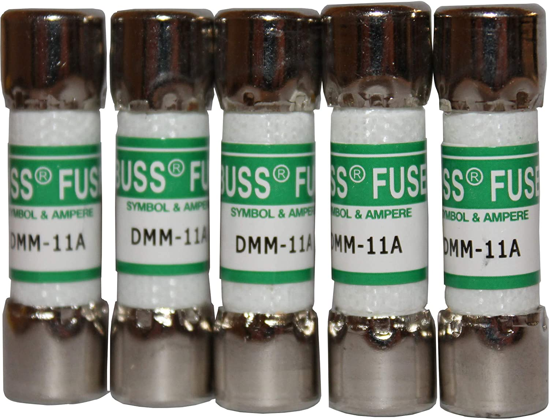 5 Pack DMM-11A Fluke 803293 Digital Multi-Meter Fuse