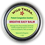 Breathe Easy: Natural Sinus Relief, Allergy Relief, Stuffy Nose and Chest Congestion. Allergy Buster for Colds, Cough, Headache, Sinus Infection Relief, Sinusitis. Sinus Rinse, Vaporizer & Neti Pot