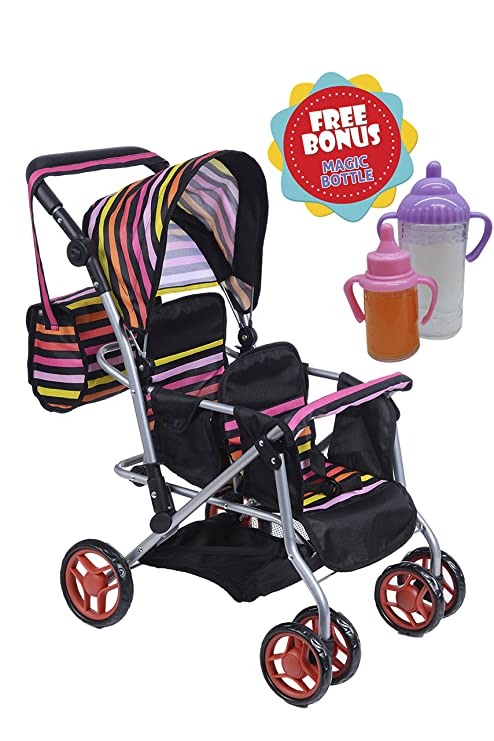 Exquisite Buggy Doll Play Set 4 In 1 Doll Set 1 Pack N Play 2 Doll
