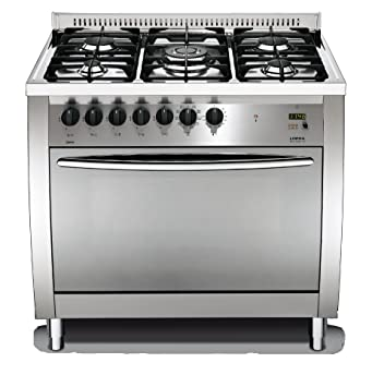 Lofra CG96MF/C Freestanding Gas A Stainless steel - Cookers ...