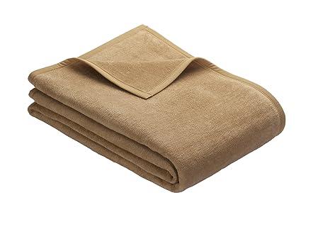Amazon.com: Ibena – Manta de hogar camello: Home & Kitchen