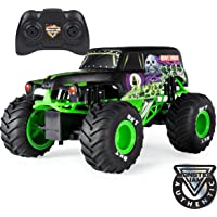 Monster Jam 6044944, Official Grave Digger Remote Control Truck 1:15 Scale, 2.4GHz