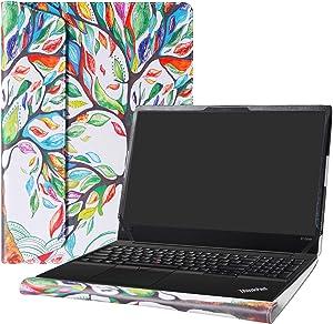 "Alapmk Protective Case Cover for 15.6"" Lenovo THINKPAD X1 Extreme 1st Gen/2nd Gen/Gen 3 & Lenovo THINKPAD P1 1st Gen/2nd Gen/Gen 3 Laptop[Note:Not fit THINKPAD X1 Carbon/X1 Yoga],Love Tree"