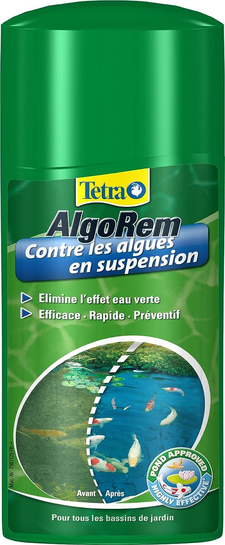 TETRA Pond Algorem - Anti Algue pour Bassin de Jardin - 500ml ...