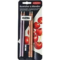 Derwent Blender And Burnisher Pencil Set