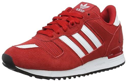 zapatillas adidas rojas niño