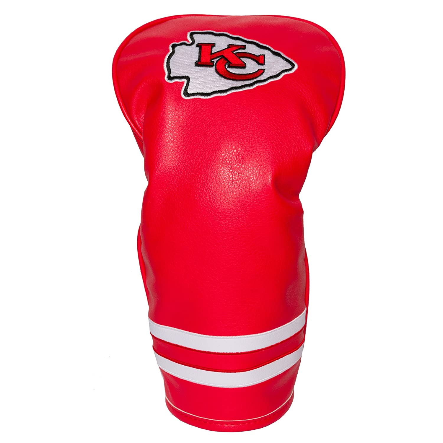 9eb0bb56 Details about NFL Kansas City Chiefs Golf Vintage Driver Head Cover