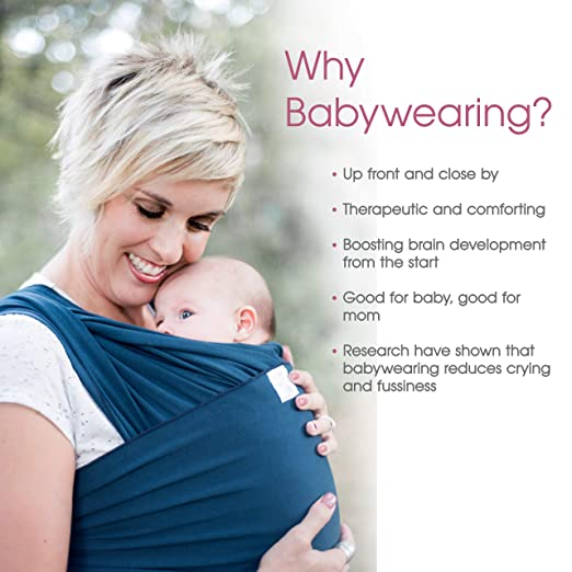Newborn Baby Wrap Carrier Sling Premium Slings And Wraps For Hands