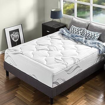 zinus memory foam 12 inch premium ultra plush cloudlike mattress