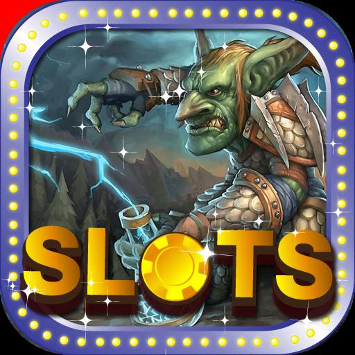 Real Money Slots : Goblin Pba Edition - Slot Machine With Bonus Payout Games ()