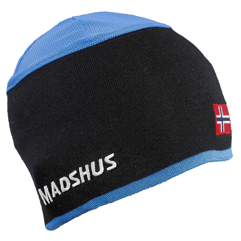 Madshus Mütze Vented Ski - schwarz - L - 18C4301.1.2.L
