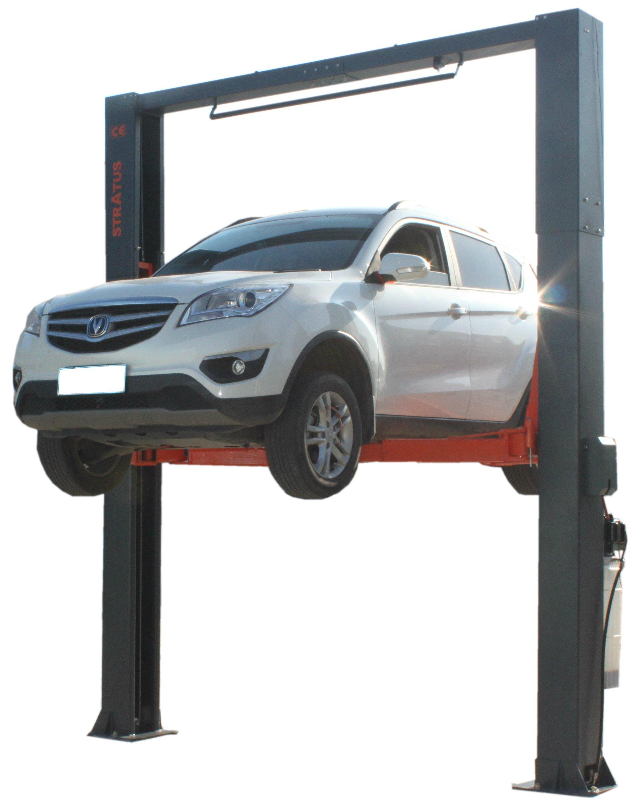 Stratus Overhead 14,000 lbs Capacity Direct Drive Car Lift Auto Hoist by STRATUS (Image #1)