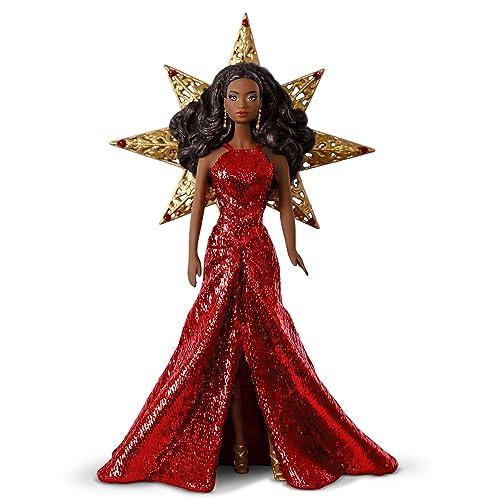 Hallmark Keepsake Christmas Ornament, Year Dated 2017 Holiday Barbie Doll  Ornament - Black Angel Ornaments: Amazon.com
